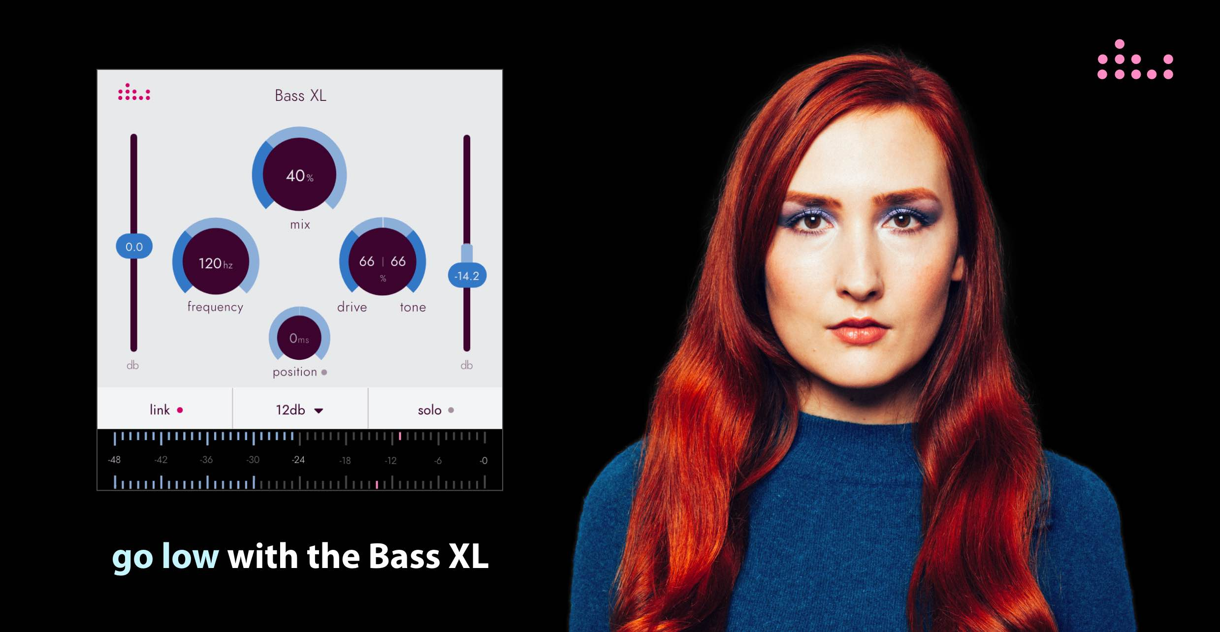 go low with the Bass XL