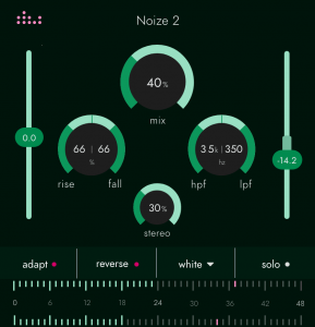 denise Noize 2 audio plugin