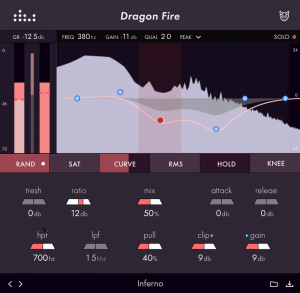 Dragon Fire from denise audio